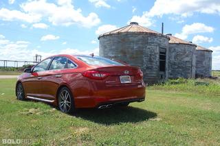 2015 Hyundai Sonata First Drive: The Undercover Fun Sedan