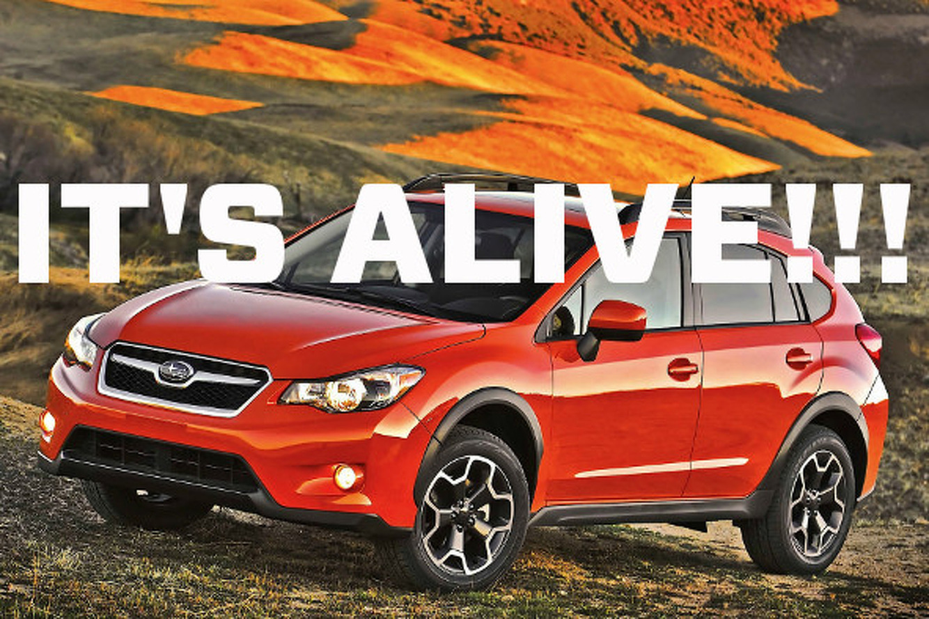 47K Subarus Recalled For Spontaneous Ignition