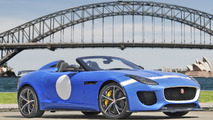 Jaguar F-Type Project 7 in Sydney