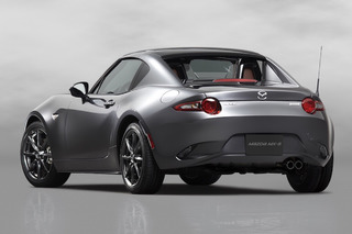 The 2017 Mazda Miata RF Hardtop is Pretty Much Perfect in Every Way