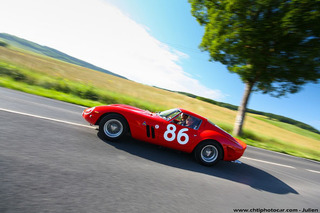 Inside the Ferrari 250 GTO Tour