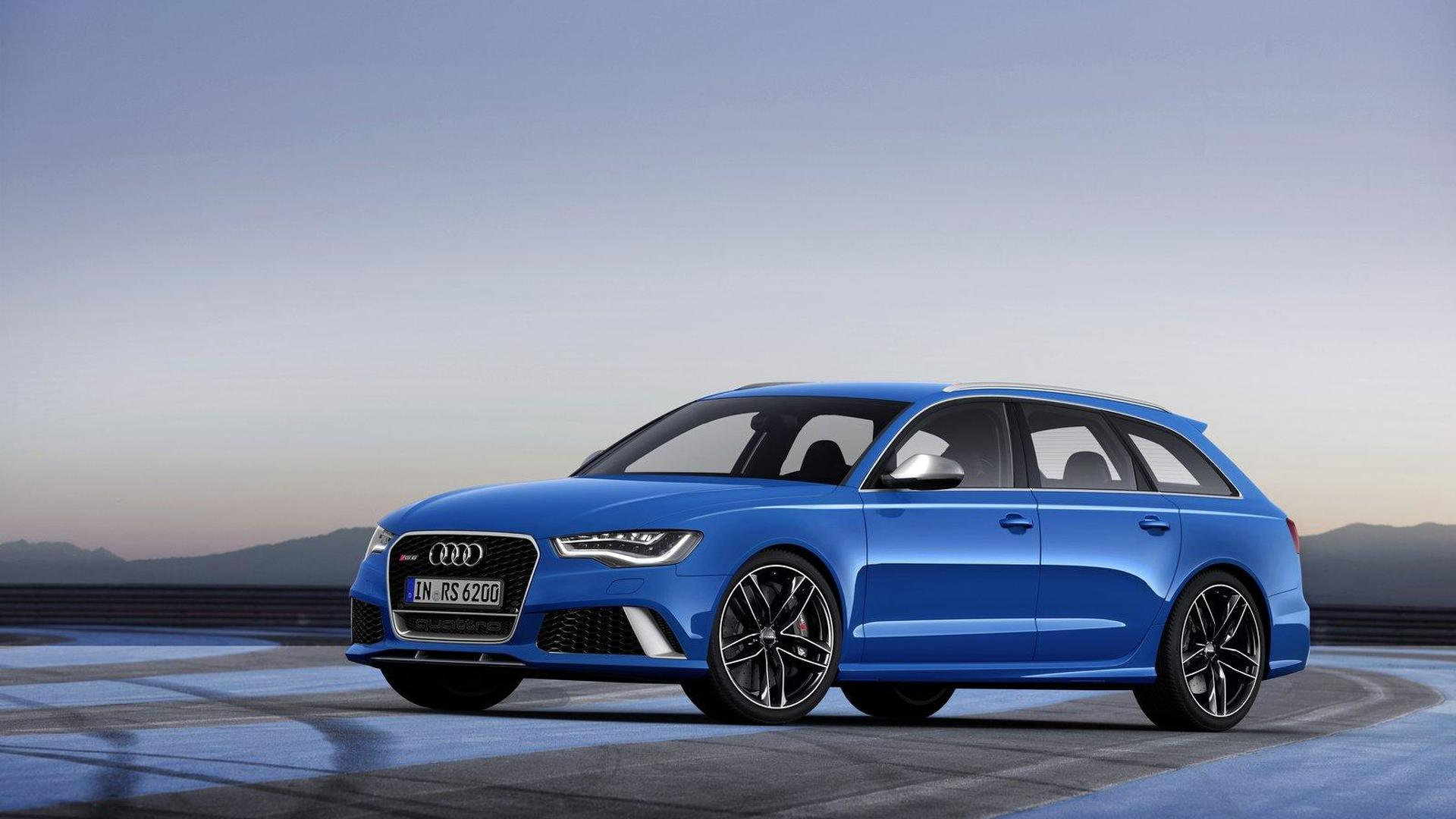 Audi RS Avant Hitting Australia This November From About - Aud audi