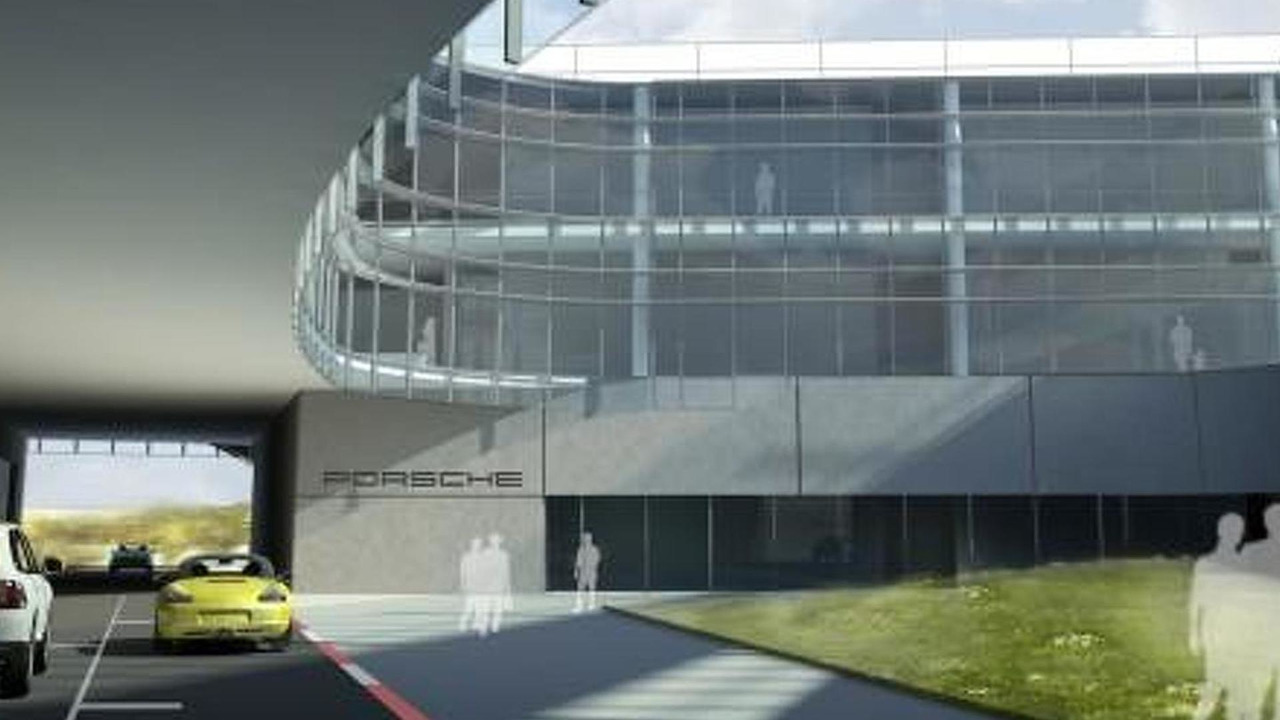 2014 Porsche Atlanta HQ
