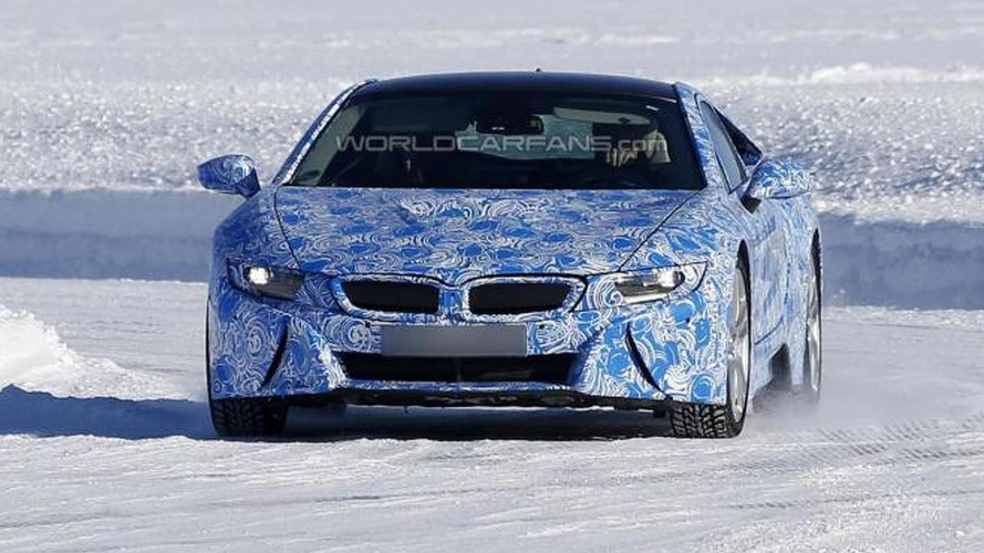 BMW i8 not getting an M version - report