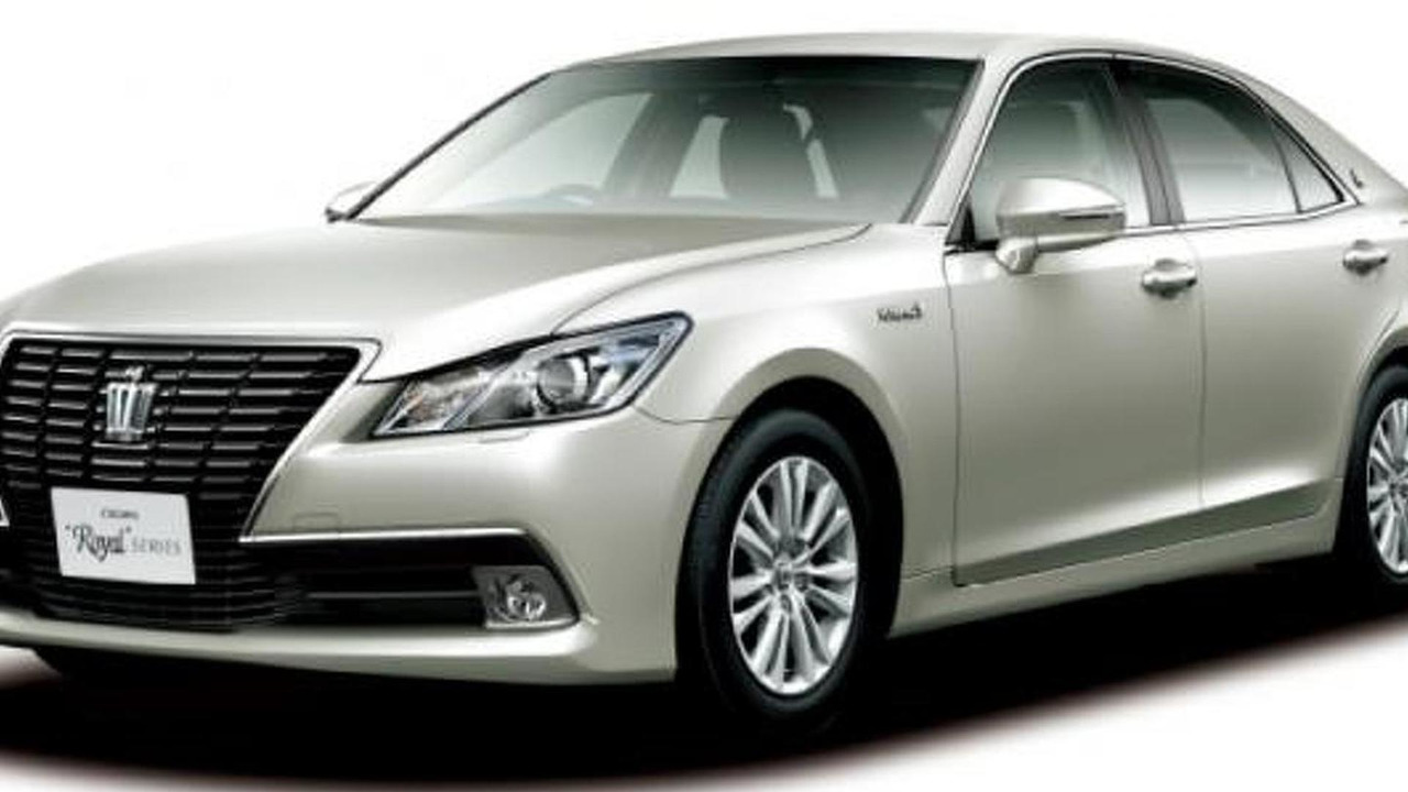 Toyota Crown Royal Saloon G