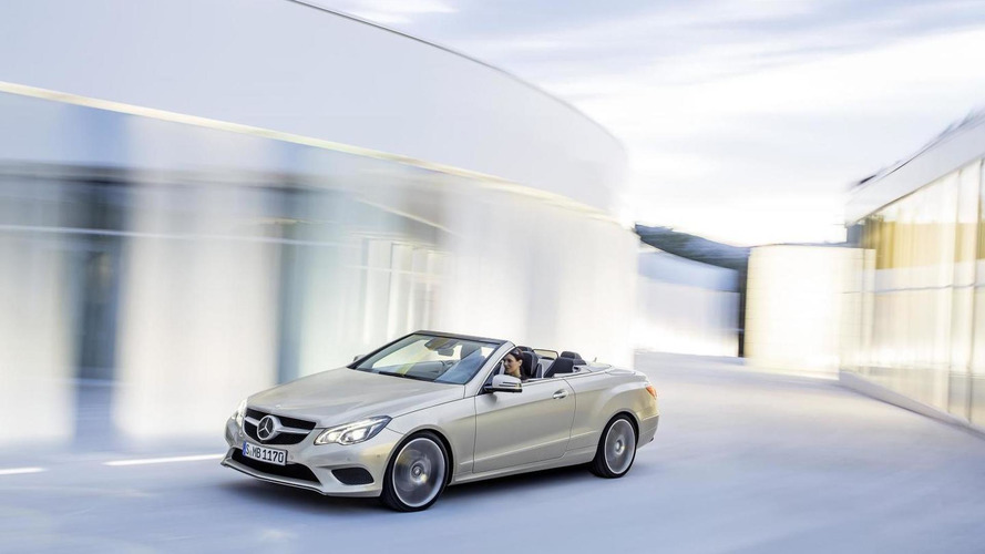 2018 Mercedes E Class Cabriolet First Ride Making Of A