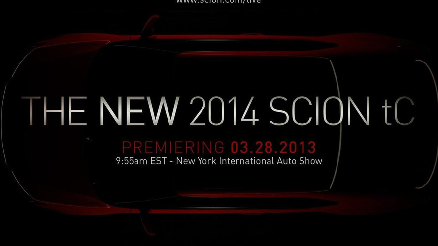 2014 Scion tC to debut in New York