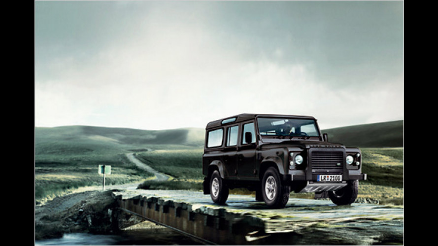 Fast 6.000 Euro sparen: Land Rover Defender Experience