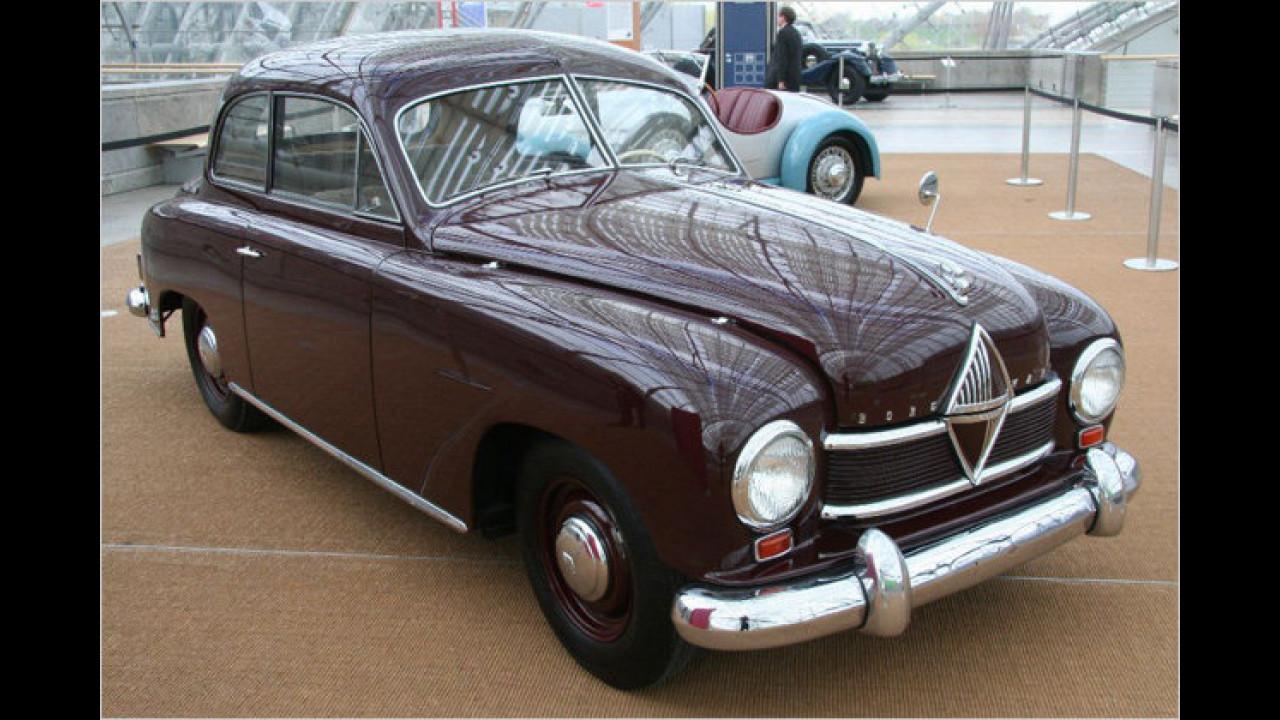 Borgward Hansa 1500 Limousine (1949)