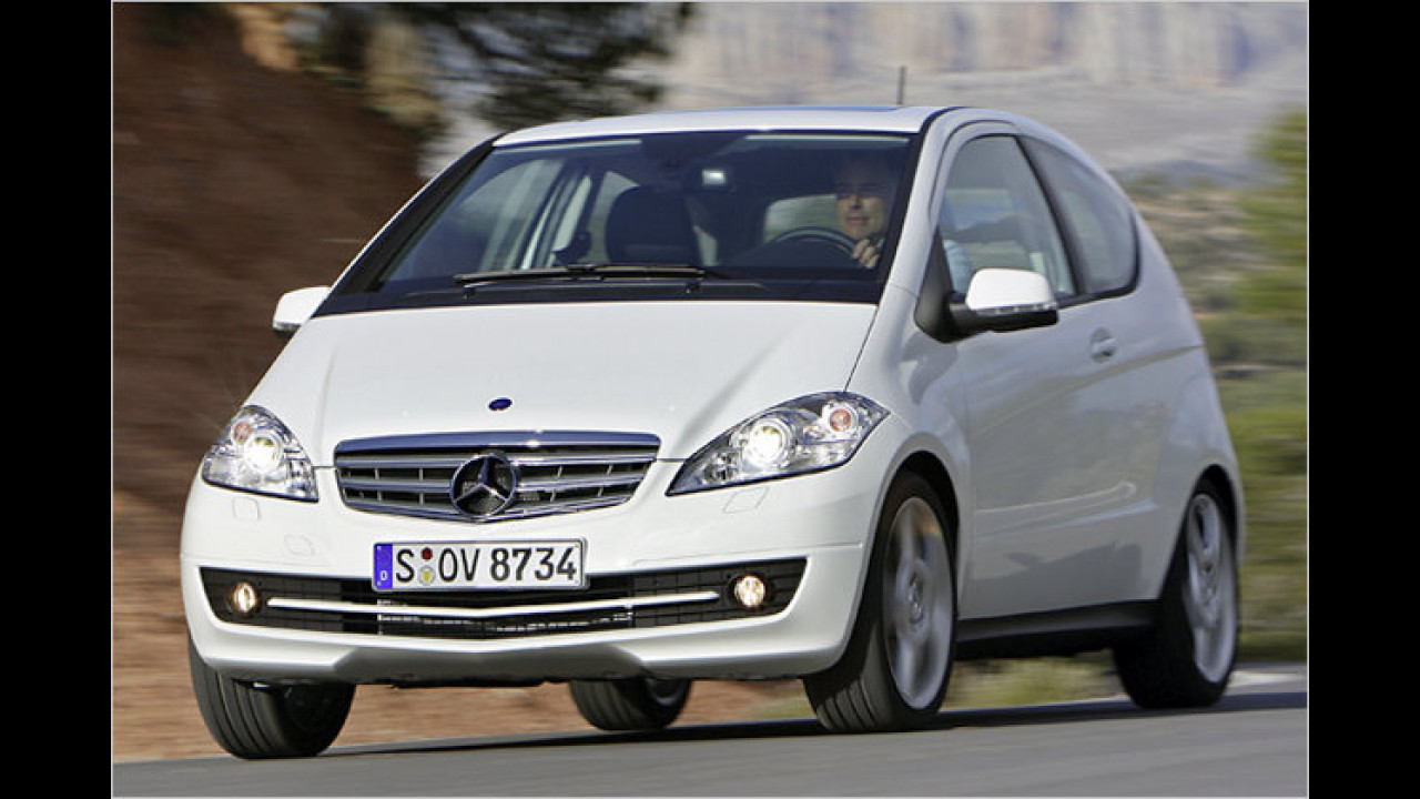 Mercedes A 160 CDI BlueEfficiency Classic