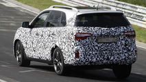 2014 Kia Sorento facelift spy photo 12.6.2012