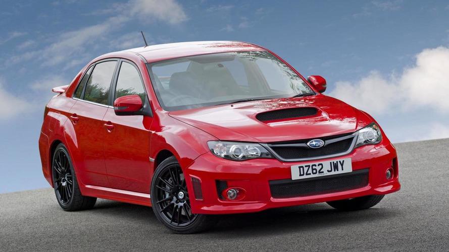 Subaru Impreza & WRX STI dropped in the U.K. - report
