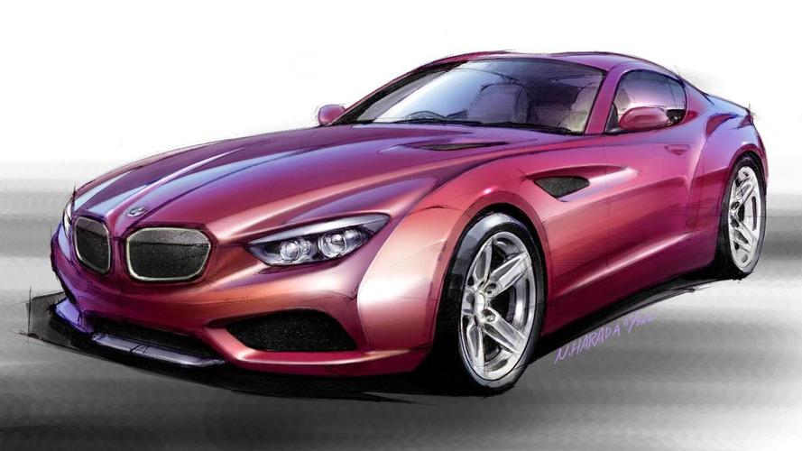 BMW Zagato coupe unveiled at 2012 Concorso d'Eleganza Villa d'Este [video]