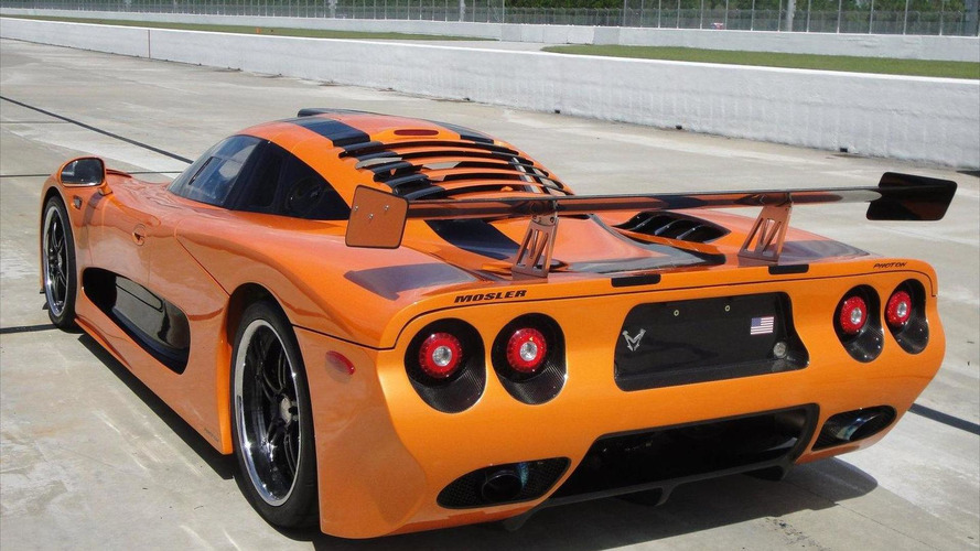 Mosler MT900SP announced - 1 unit per year will be built