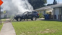 Jeep Grand Cherokee fire blamed on Samsung Note 7