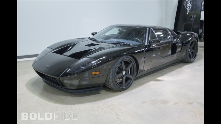 Gas Monkey Garage Ford GT