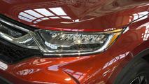 2017 Honda CR-V: Canlı fotoğraflar