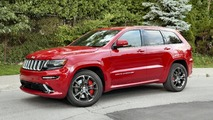 2016 Jeep Grand Cherokee SRT: Review CA