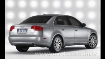 Salão de Chicago 2008: Audi mostra A4 Special Edition