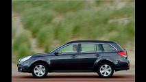 Neuer Subaru Outback