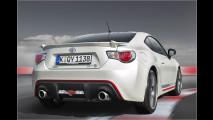 Toyota GT 86: Ab ins Gelände!