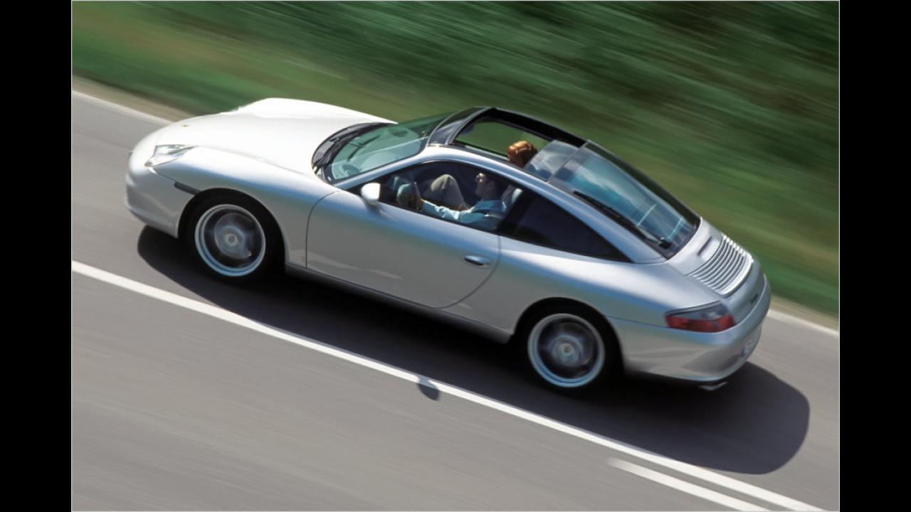 Porsche 911 Targa (996; 2001-2005)