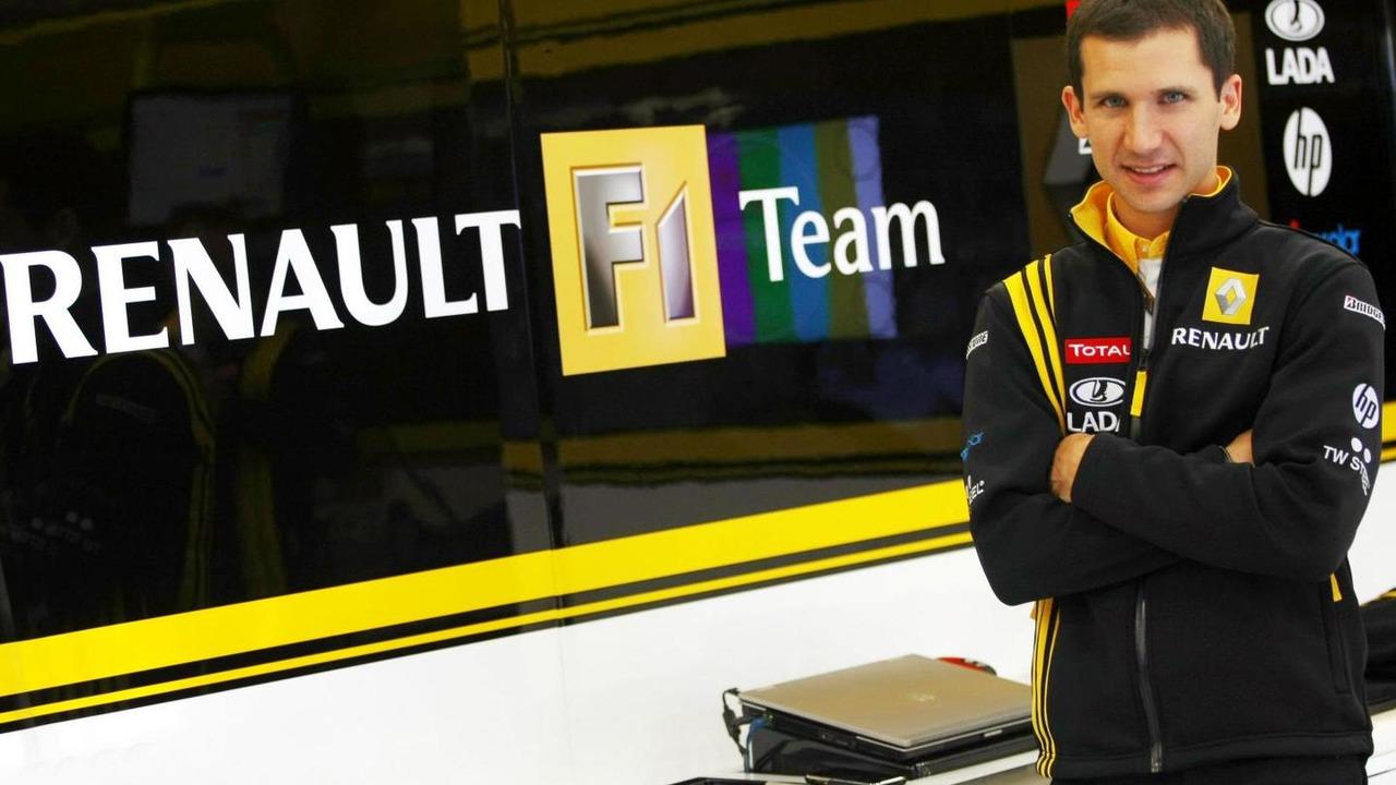 Remi Taffin 28.08.2010 Belgium Grand Prix
