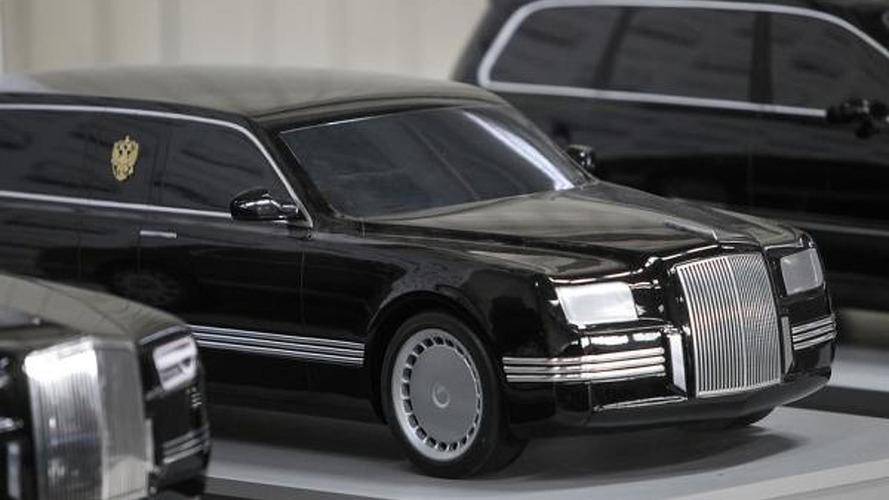 Porsche Engineering to help develop Putin's presidential limo