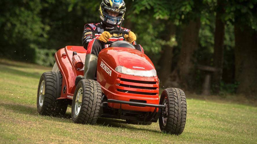Top Gear's Stig revealed?