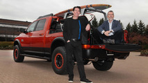 Chrysler unveils five models bound for SEMA