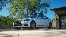 Toyota İleri Güvenlik Sistemleri Araştırma Aracı