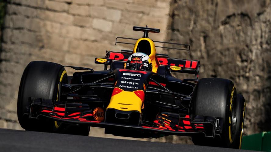 F1 – Ricciardo et Red Bull vainqueurs d'un Grand Prix chaotique à Bakou