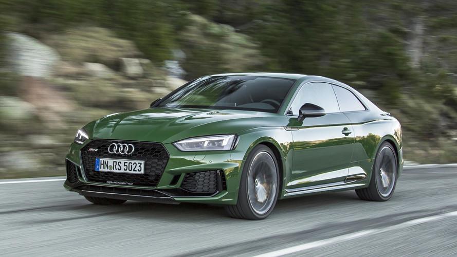 Audi RS Rear-Wheel Drive Models Coming