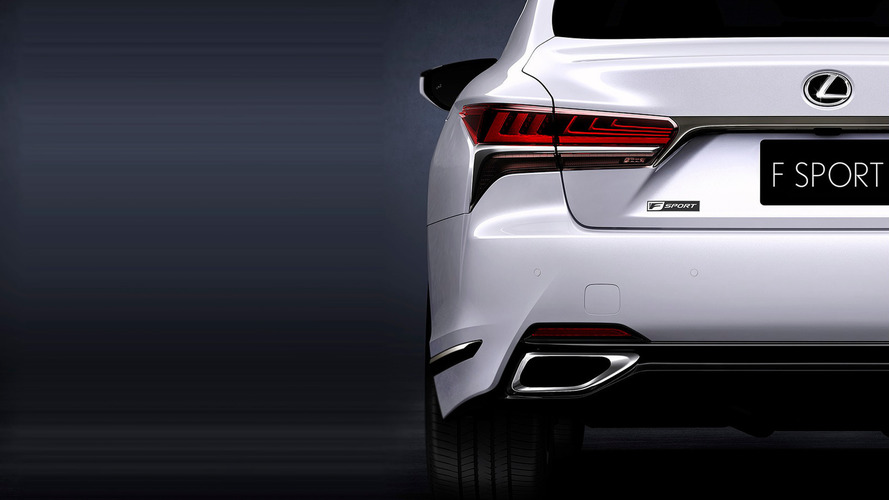 Lexus LS 500 F Sport 2017, la berlina deportiva que nos espera