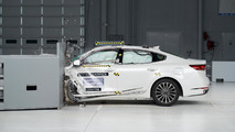 Kia Cadenza IIHS Crash Test