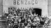 Bertha Benz, mãe do automóvel