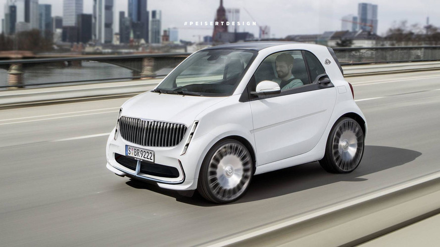 Smart Maybach - Peisert Design