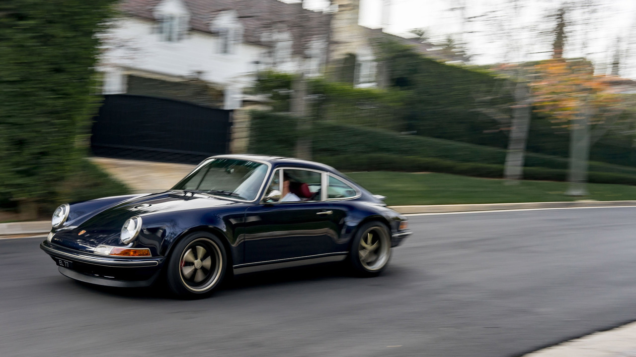 Meet The Man Who Daily Drives A Porsche Reimagined By Singer