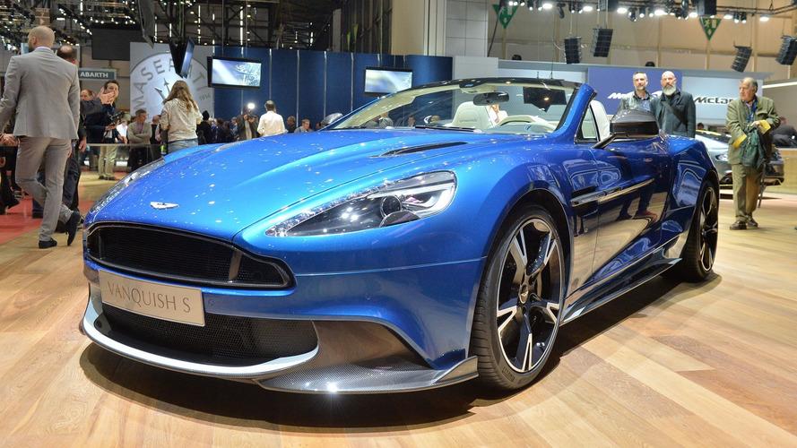 Genève 2017 - Aston Martin Vanquish S Volante, rien que pour vos yeux ?