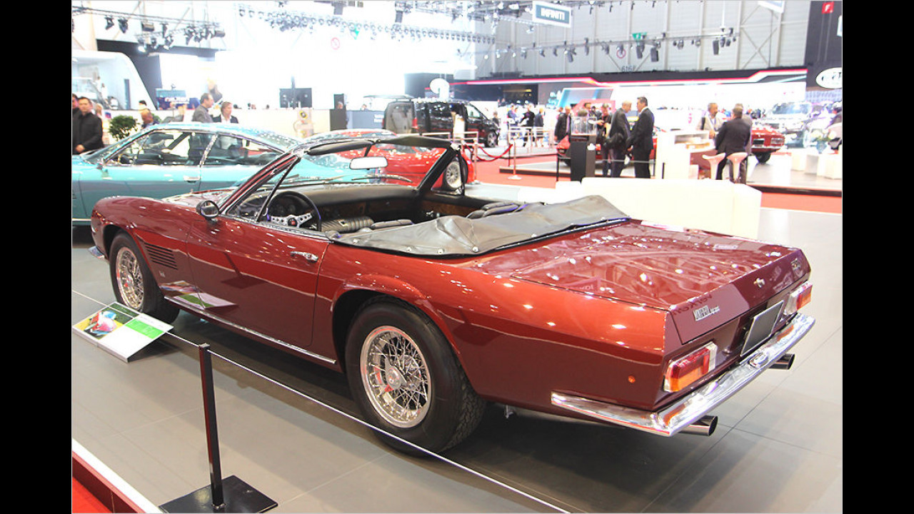 Monteverdi High Speed 375 C Cabriolet