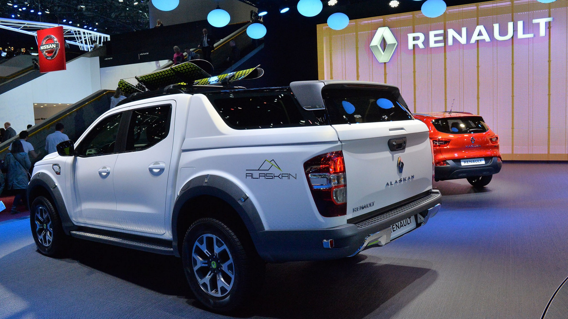 Renault Alaskan 2018 >> Renault Alaskan Pickup Goes On Sale In Europe This September
