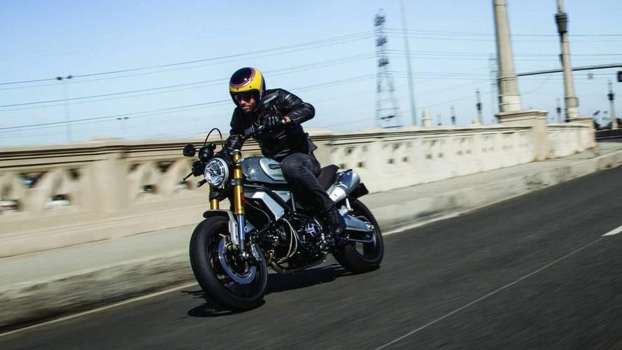 Ducati desarrolla una moto con radar para 2020