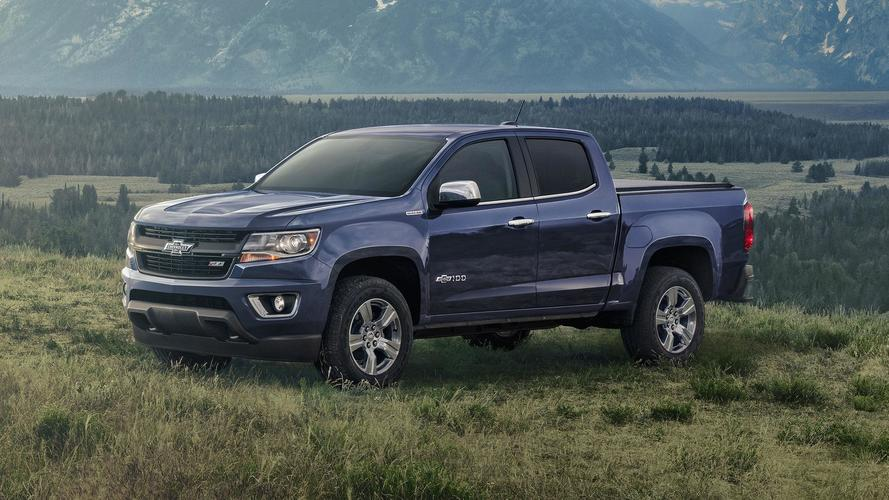 Chevy Avalanche 2016 Price >> 2018 Chevy Colorado, Silverado Centennial Editions Revealed