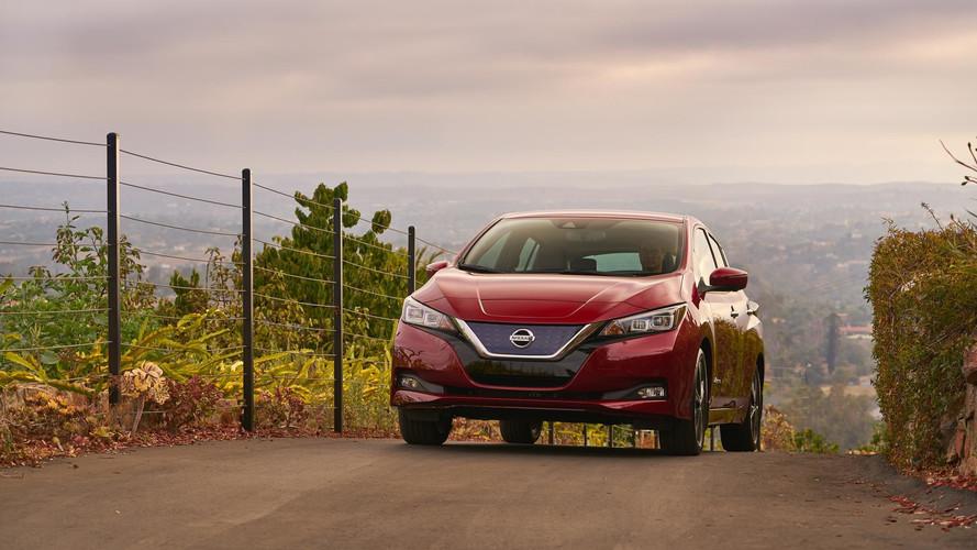 Nissan LEAF 2018, precios para España