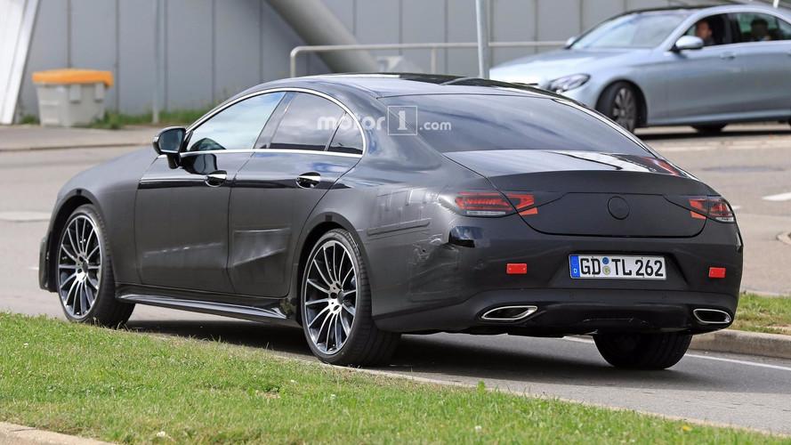 La nouvelle Mercedes CLS sera dévoilée au mois de novembre