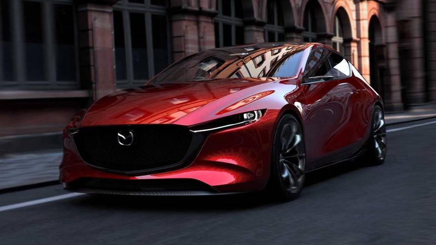 Le Mazda Kai Concept entre en scène