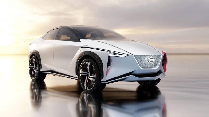 Le futur crossover électrique de Nissan présenté à Tokyo — Nissan IMx