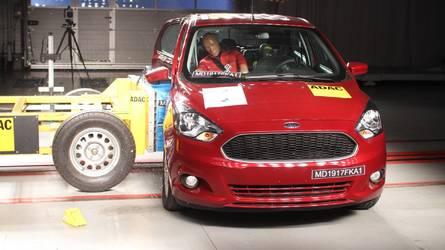Carro nacional terá 16 novos itens de segurança e regras para estrutura