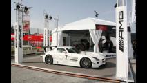 Mercedes SLS AMG GT3 al WDW 2010