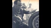 Juan Manuel Fangio a Monza nel 1950